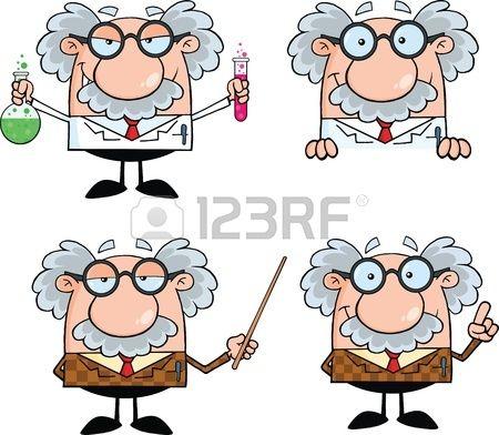 Ciencia Tecnologia Y Ambiente Dibujos Animados Buscar Con Google Funny Scientist Scientist Cartoon Funny Professor