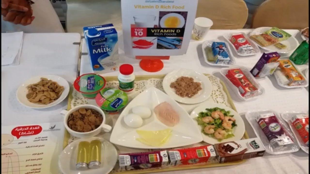 Vitamin D Foods, Best Sources of Vitamin D, Vitamin D Rich