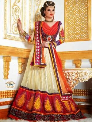 Bridal Lehenga Design No. 3