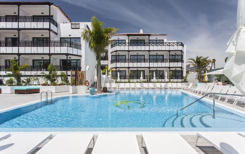 Hotel Vanilla Garden, Playa de Las Americas, Tenerife #Canarias