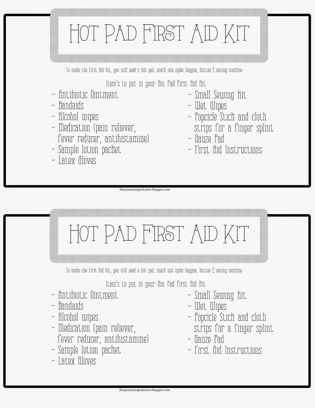 Emergency Preparedness Super Saturday Ideas (Relief Society