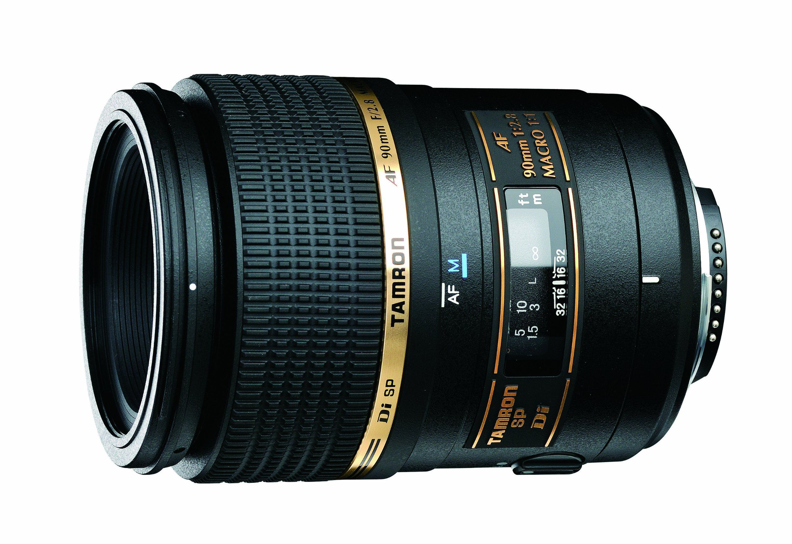 Macro Lens Tamron AF 90mm f/2.8 Di SP AF/MF 1:1 Macro Lens for Nikon Digital SLR Cameras