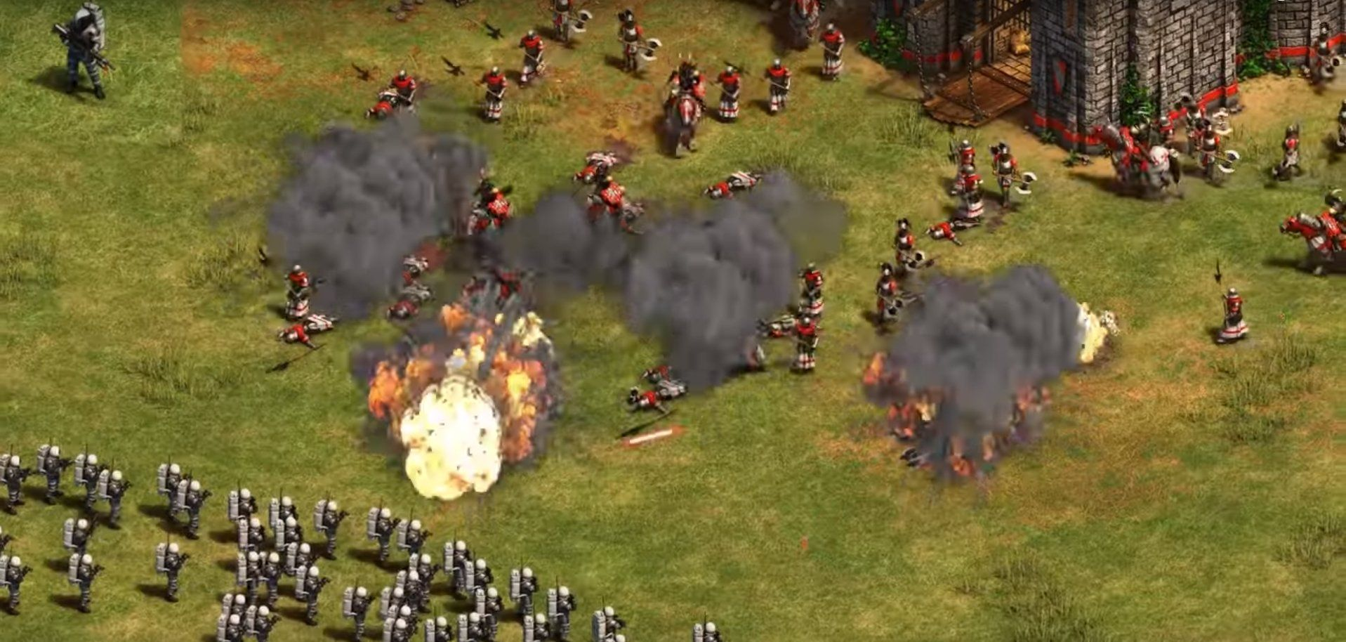 Age Of Empires Ii Definitive Edition Celebrates 2 Year