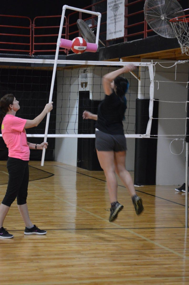 Volleyball Hitter Training Tool In 2020 Volleyball Training Volleyball Workouts Volleyball Drills For Beginners