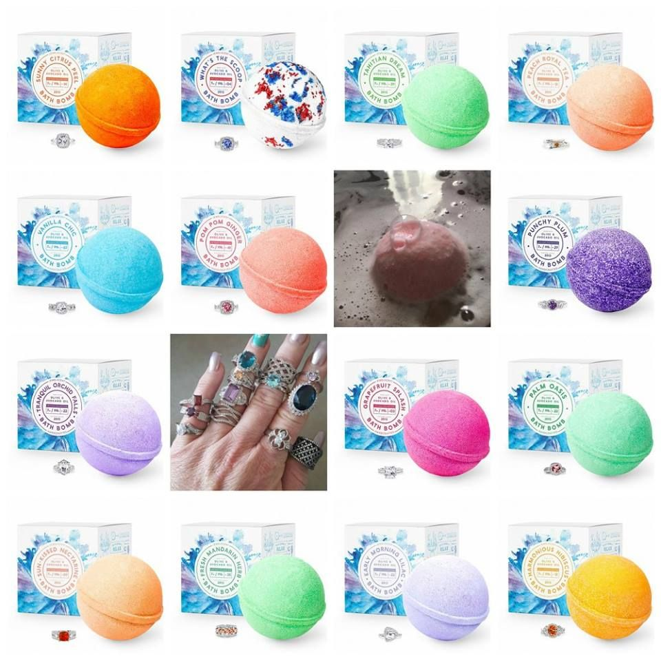 Do you have a favorite bathbomb relaxing indulge