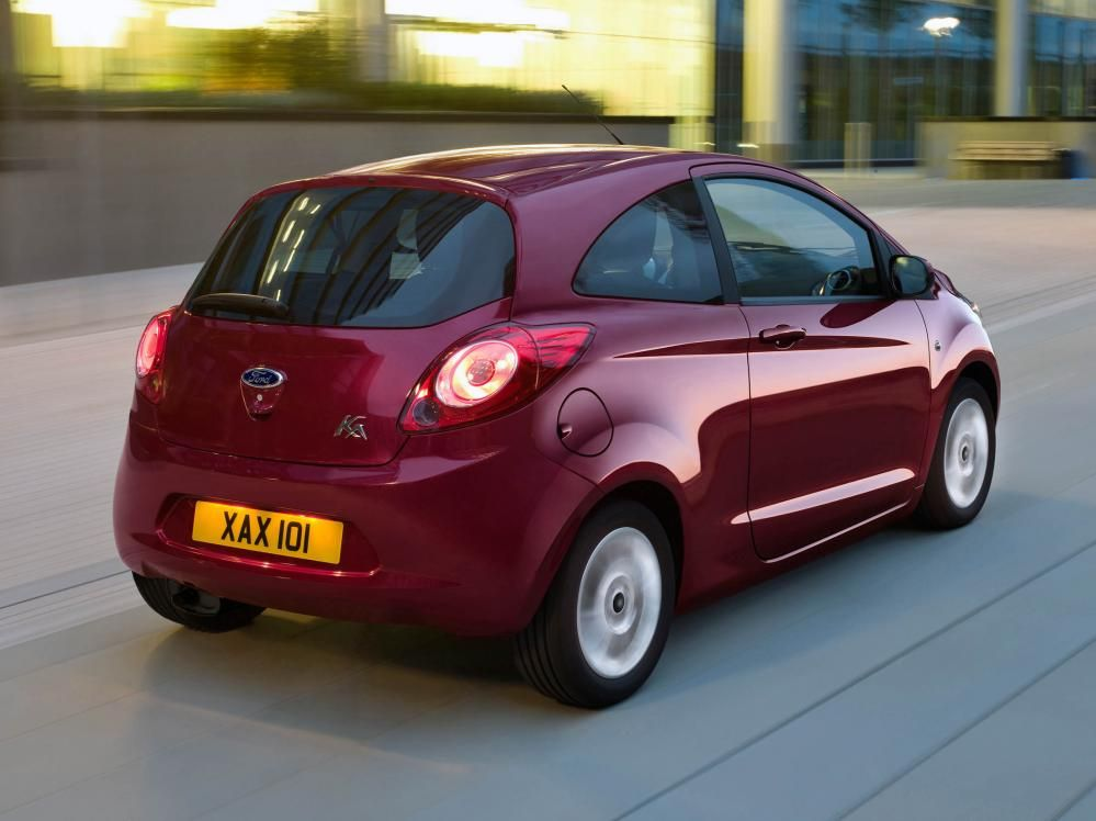 Ford Ka For The City With Images Ford City Car Car Ford