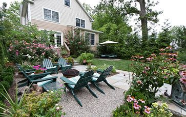 Charming Pea Gravel Patio Design Ideas, Pictures, Remodel, And Decor   Page 3