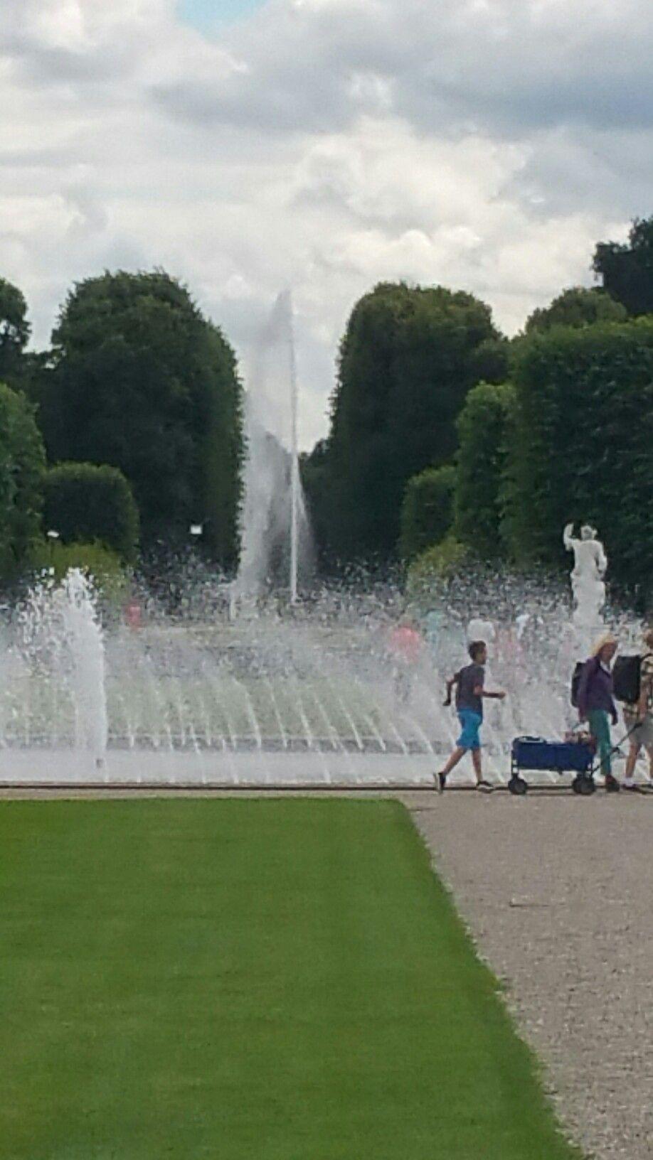 Amazing Herrenh user Garten Garden
