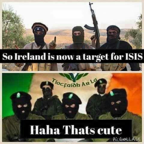 Pog Mo Thon Irish Funny Irish Memes Irish Heritage