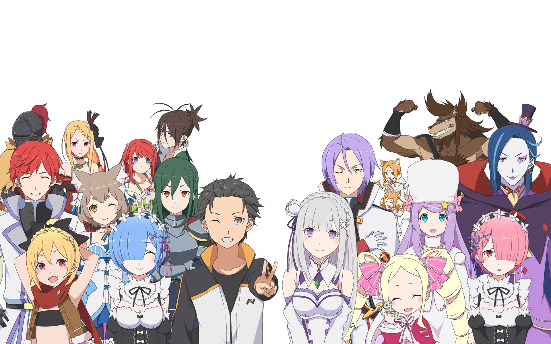 View, download, comment, and rate this 1920x1200 ReZERO