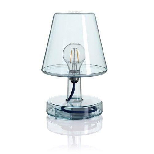 Transloetje Tafellamp Tafellamp Blauwe Lampen Led