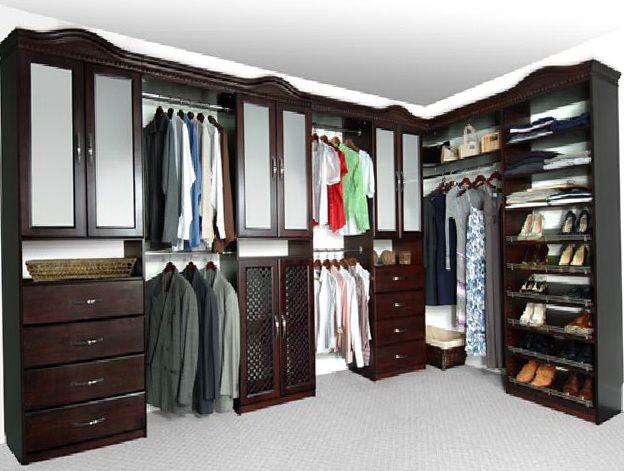 Allen Roth Closet Design Wood Closet Systems Wood Closet