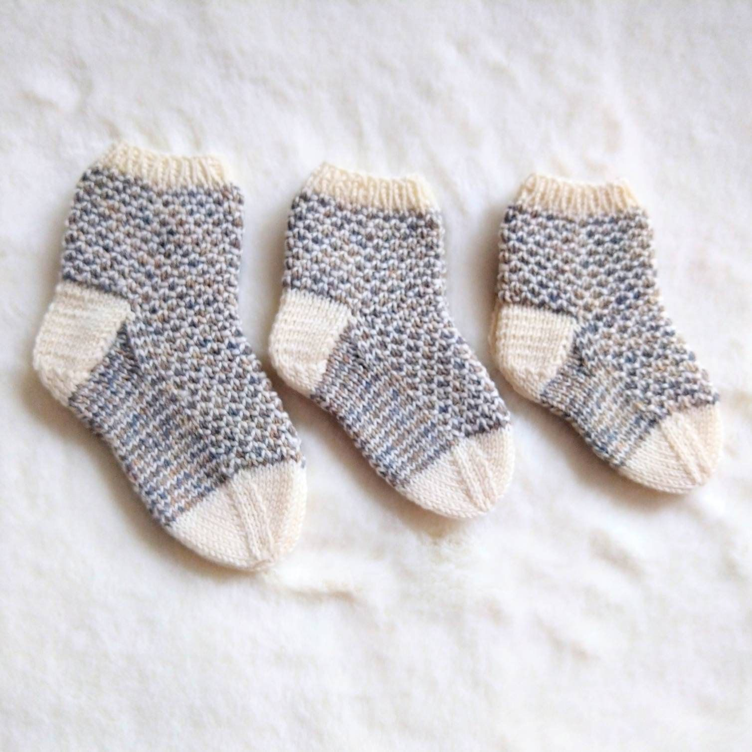 SOFT BABY KNITTED Booties Boot Socks Newborn Infant Unisex Baby Shower Gift
