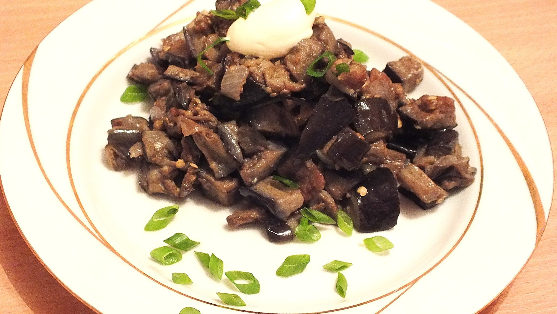 Жареные баклажаны как грибы рецепт | Идеи для блюд, Еда ...