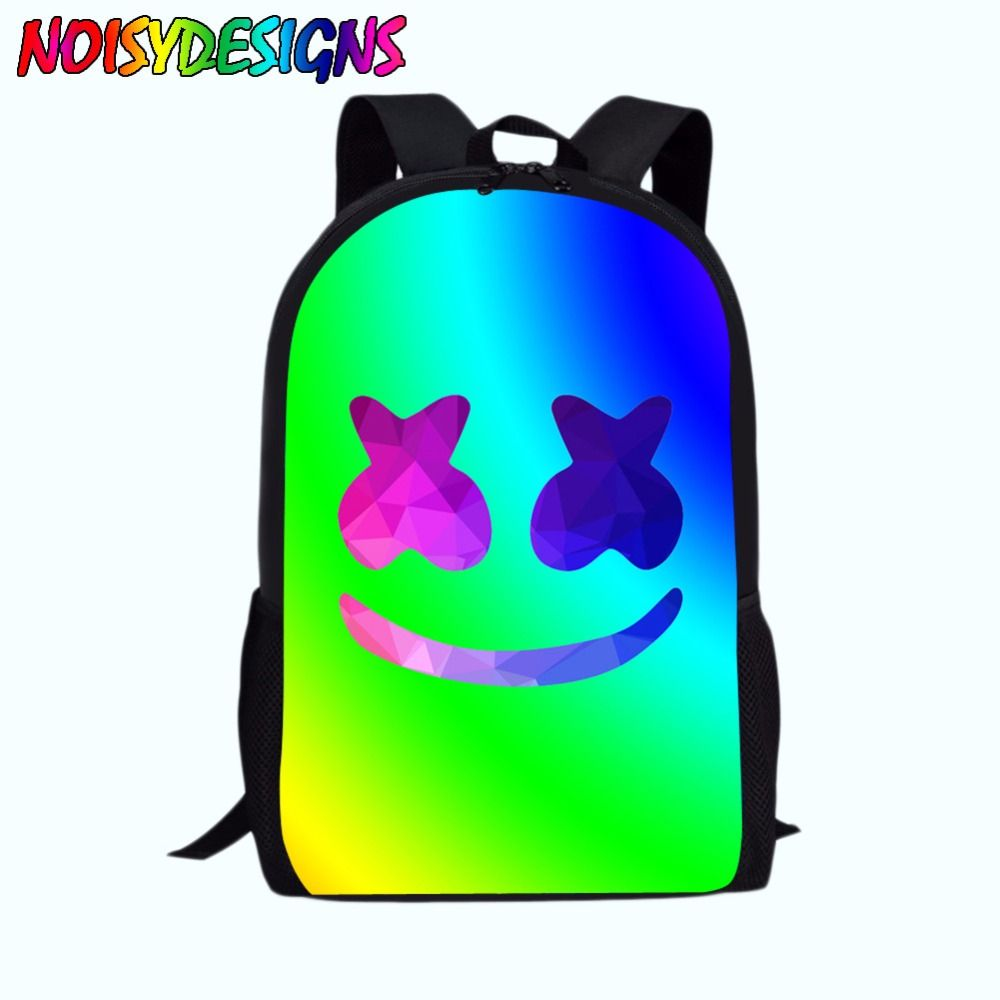 001554189a70 2019 的 Find More Backpacks Information about Marshmello Backpacks ...