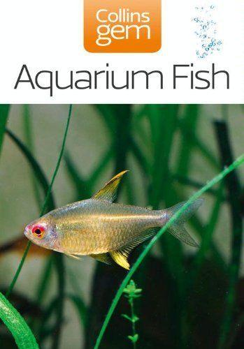 Aquarium Fish Collins Gem By Collins Uk 1 99 In 2020 Aquarium Fish Aquarium Fish