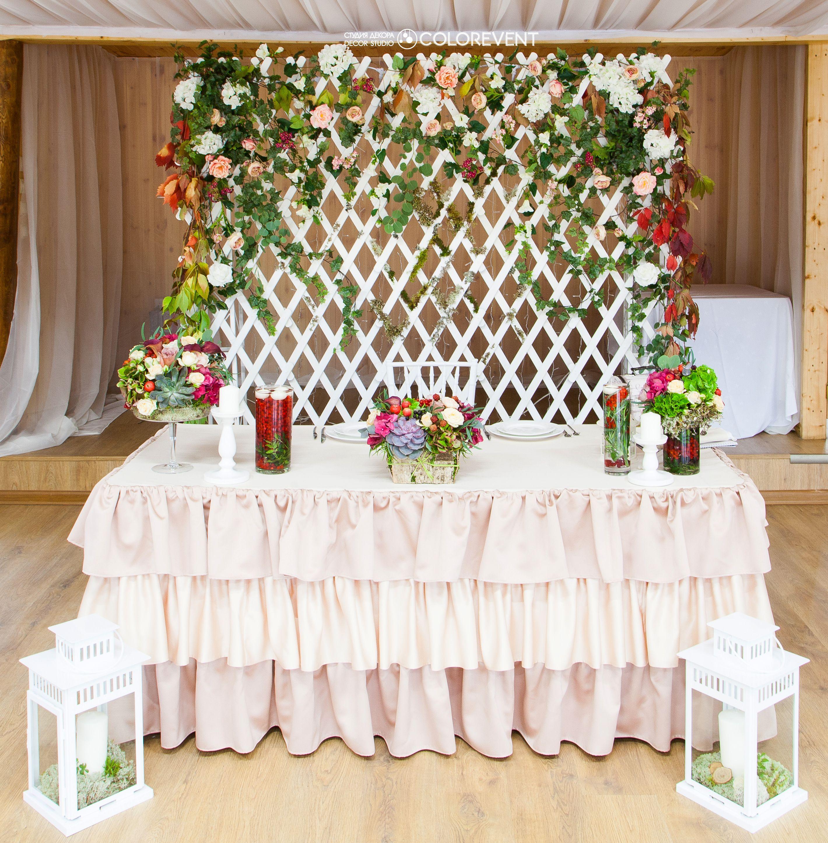 Woodland Wedding Backdrop,