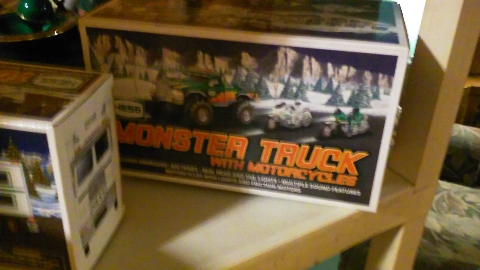 Hess Truck Collection 1999 2016 Hess Toy Trucks Monster Trucks