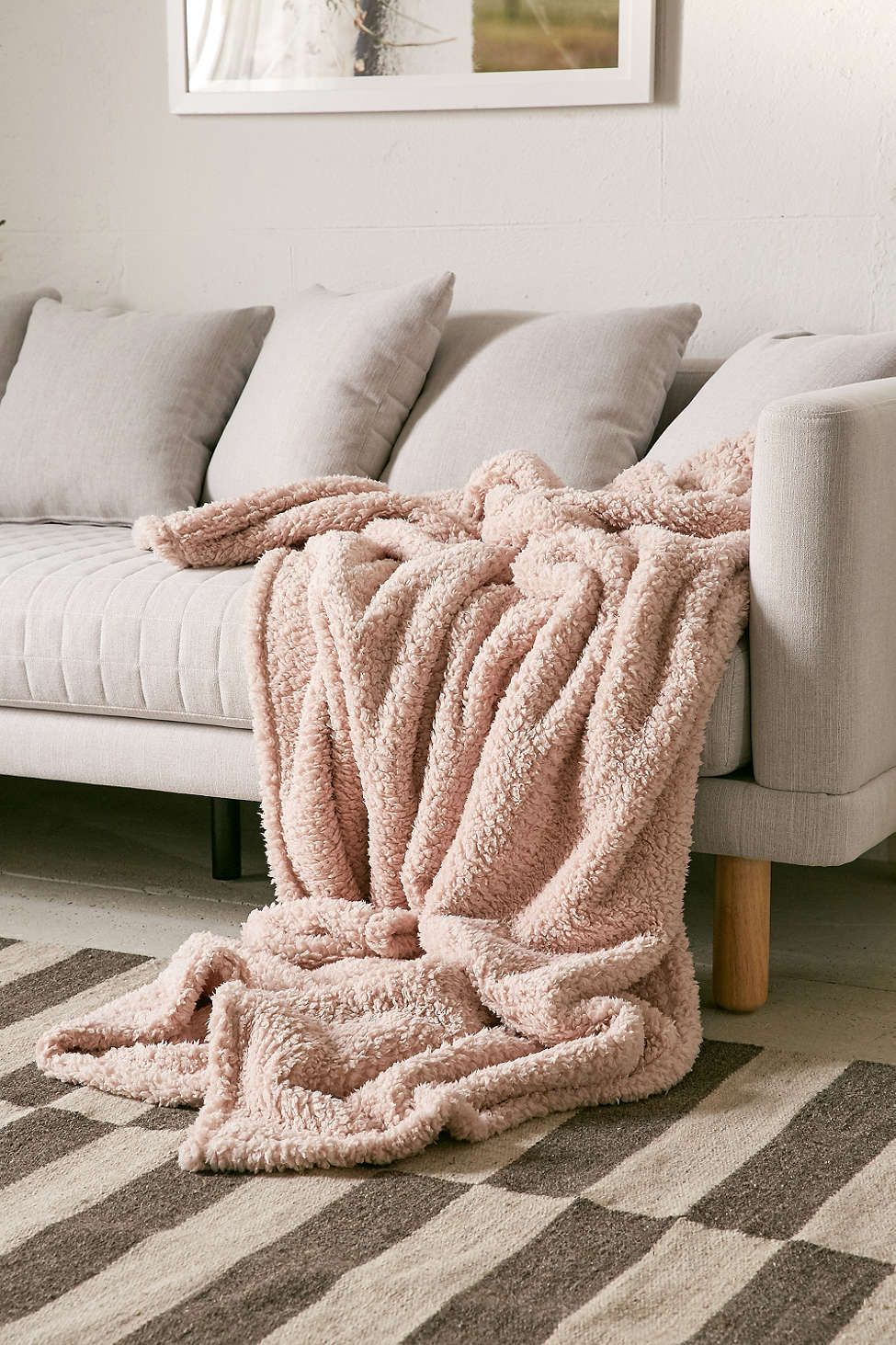 Amped Fleece Throw Blanket House Ideas In 2019 White