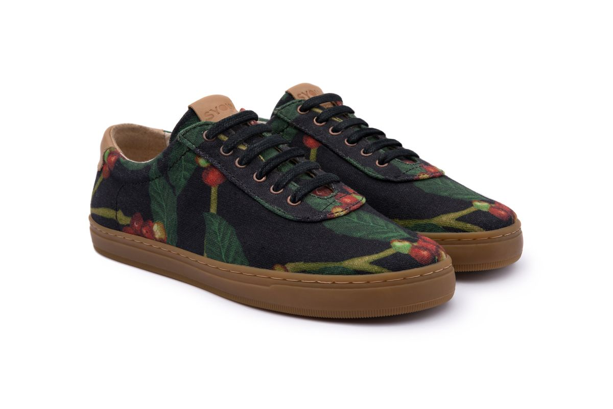 66455ba0f0eb6 Shop SYOU sneakers online made in Colombia. 2 co 9 black coffee diagonal