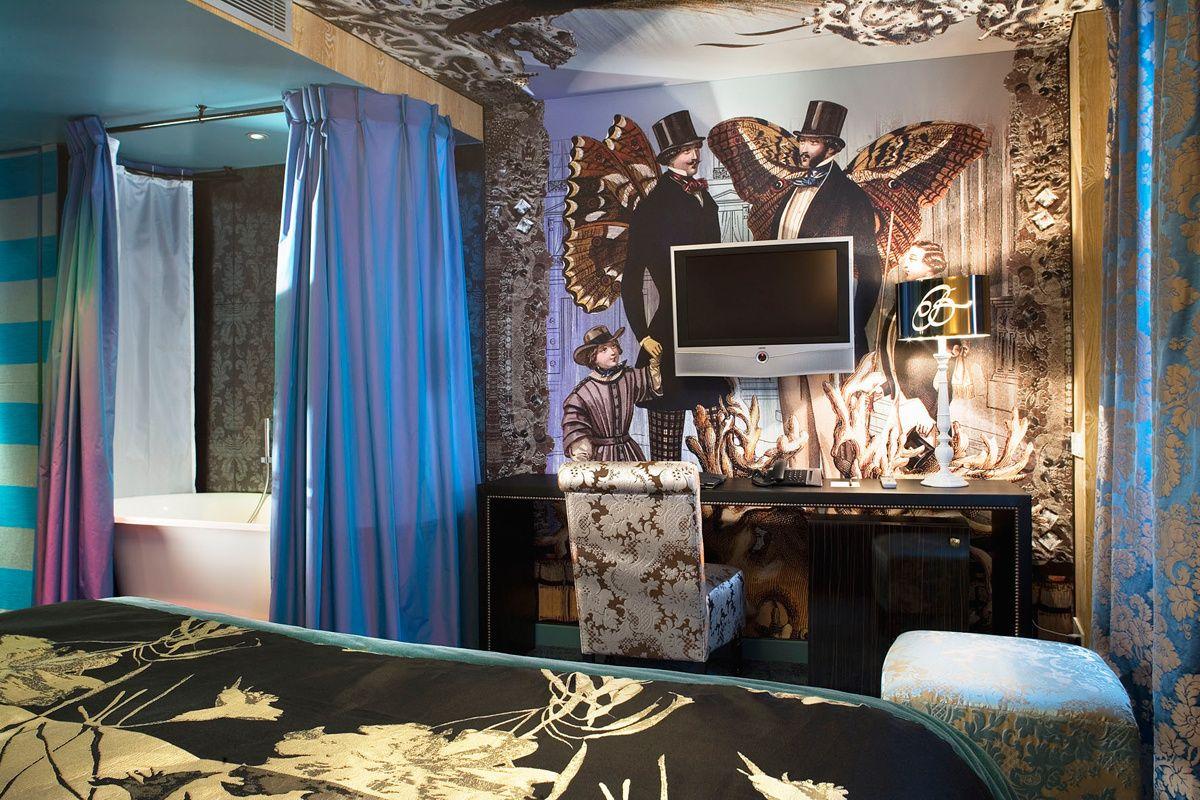 Hotel bellechasse christian lacroix