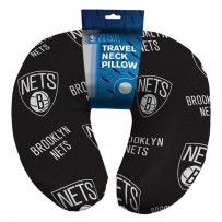 Brooklyn Nets NBA Beaded Neck Pillow