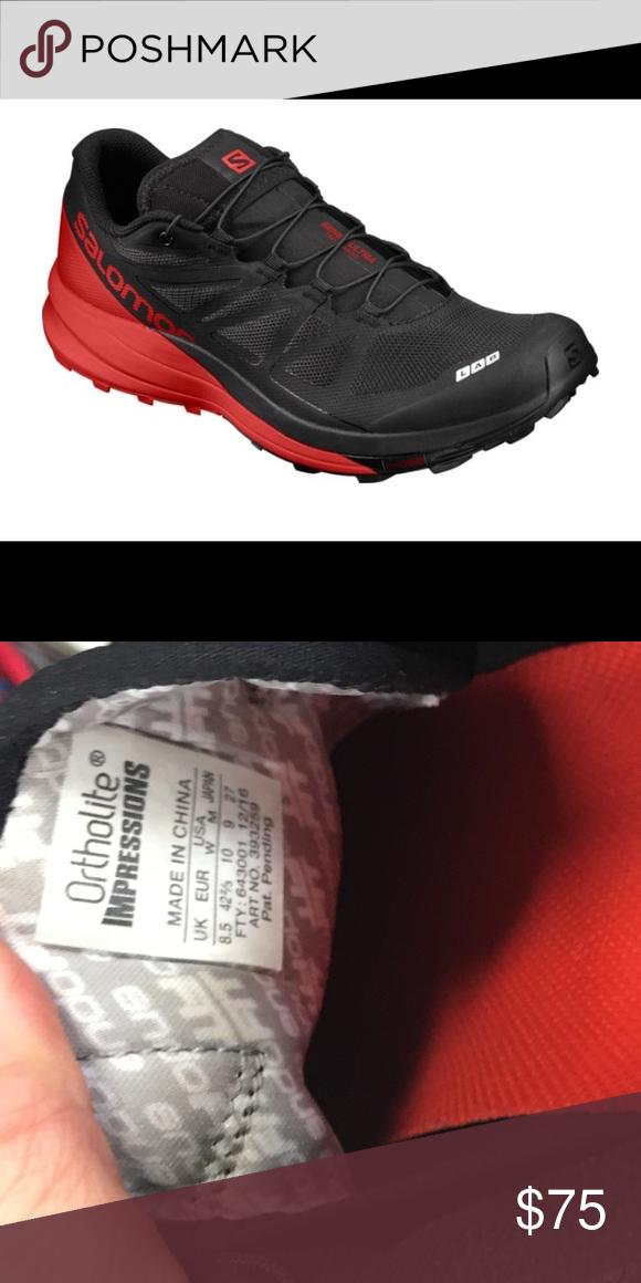 scarpe salomon ortholite impressions