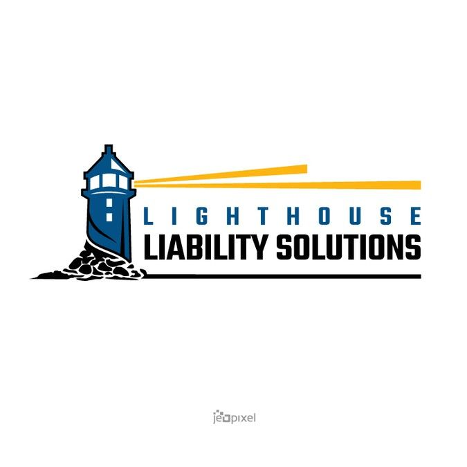Create a lighthouse logo for my new Lighthouse Liability Solutions company by JeoPiXel