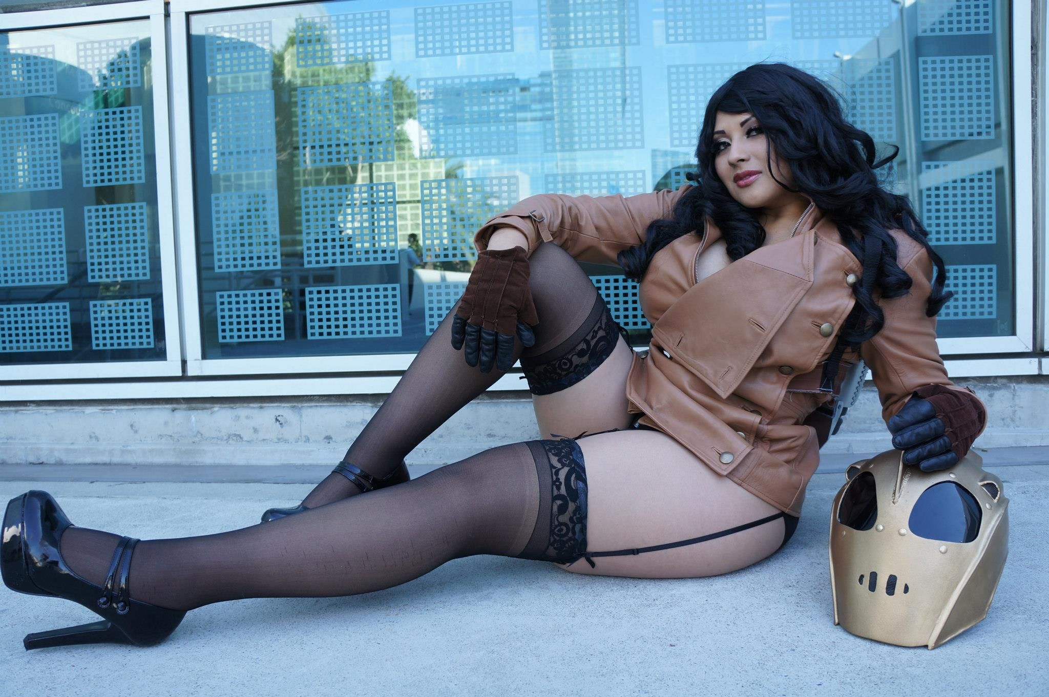 cosplay Chubby sexy