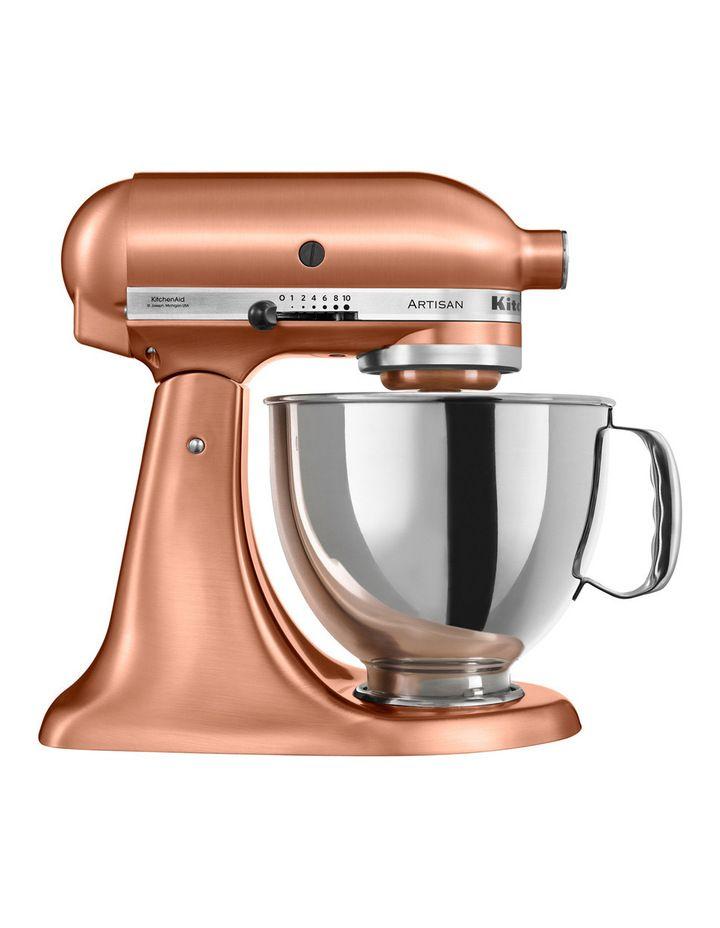 Ksm150 artisan stand mixer satin copper 5ksm150psacp