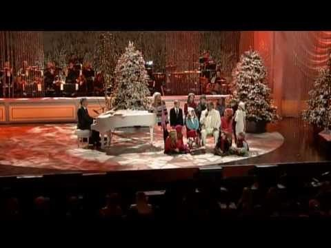 Andrea Bocelli David Foster Santa Claus Is Coming To Town Youtube Christmas Music Videos Christmas Music Santa Claus Is Coming To Town
