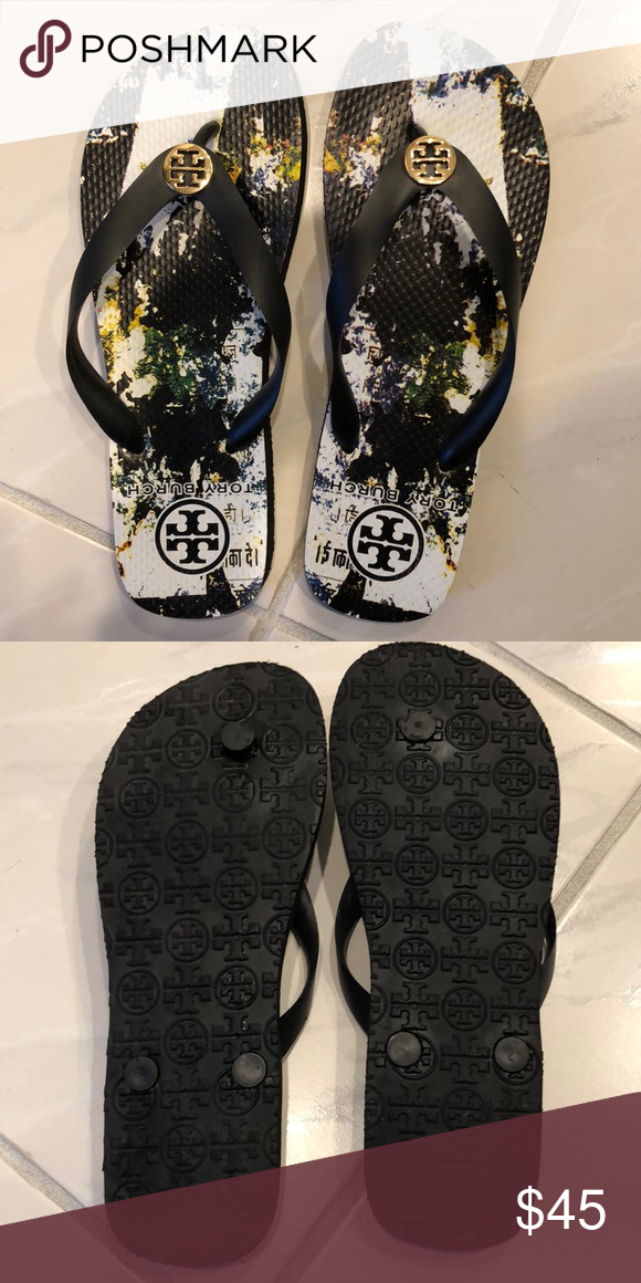 Tory Burch Sandalo.  Size 7  Sandalo.  My Posh Closet   Pinterest   Tory burch   5ea337