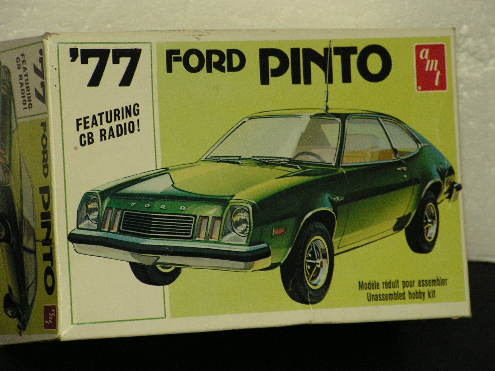 amt t485 1 25 1977 ford pinto annual kit open ebay [ 1600 x 1200 Pixel ]