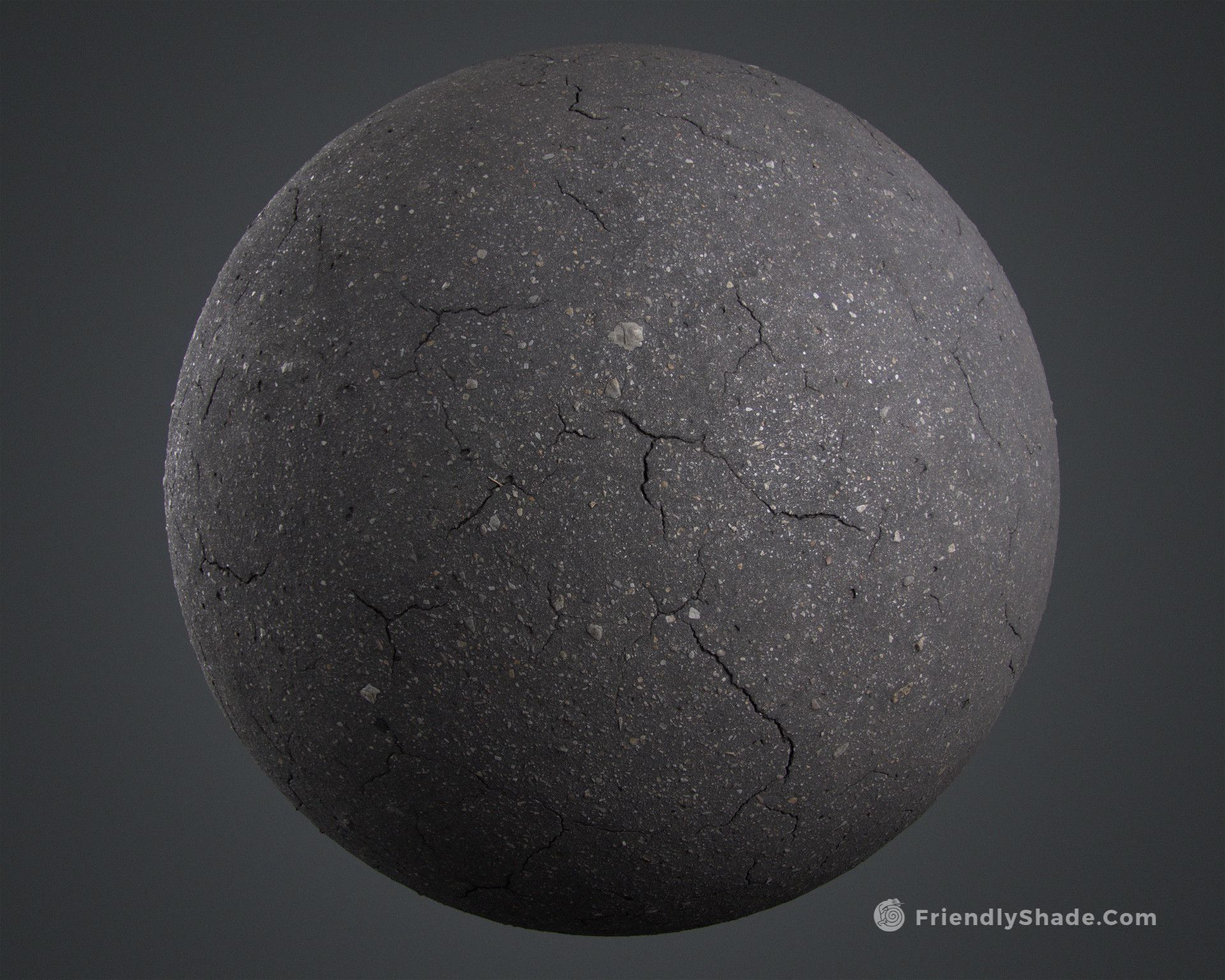 Artstation Friendly Shade Cracked Asphalt Preview Sebastian Zapata Asphalt Cinema 4d Materials Zbrush