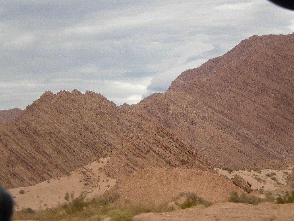 Quebrada de La Troya, Vinchina, La Rioja, Argentina