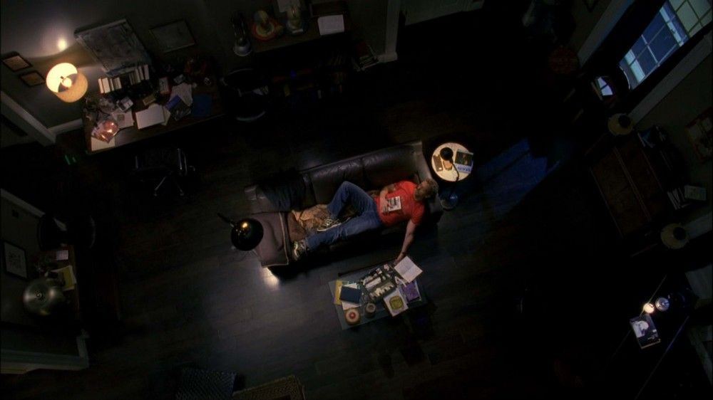 Gregory House Apartment