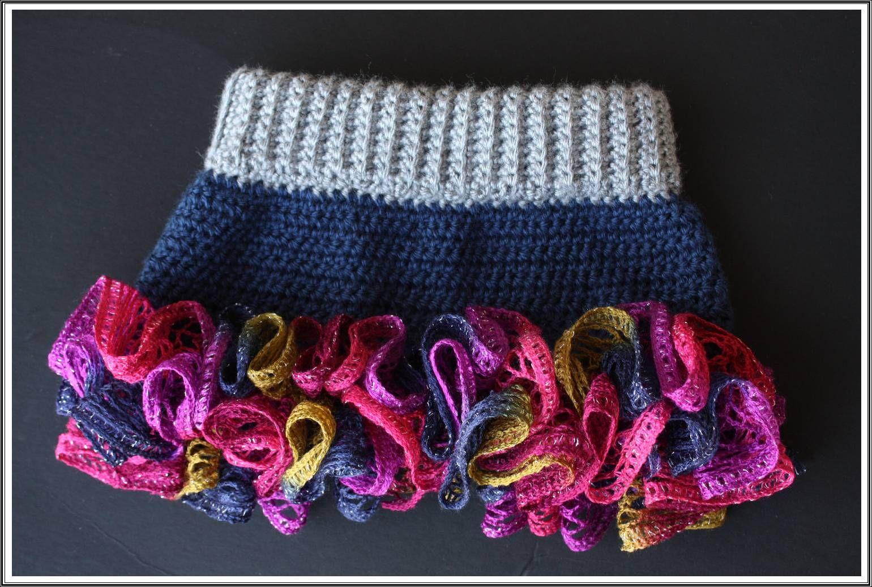 2 crochet skirt pattern for babies (8)   Craft Ideas   Pinterest ...