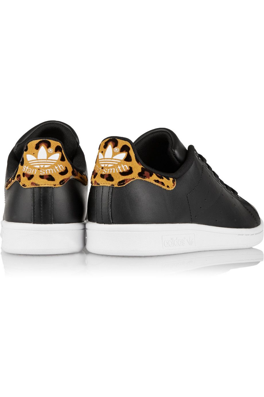 adidas stan smith black leopard b26591 sneakers pinterest stan smith adidas stan smith and adidas stan