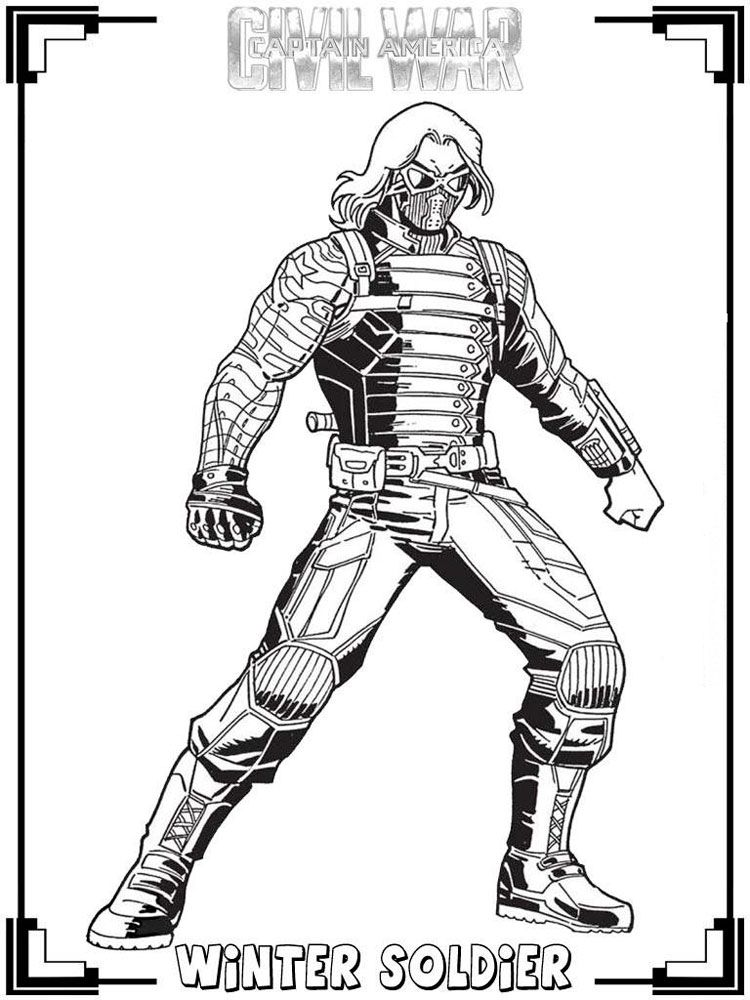 Pin By Michael And Taryn On Avengers Avengers Coloring Pages