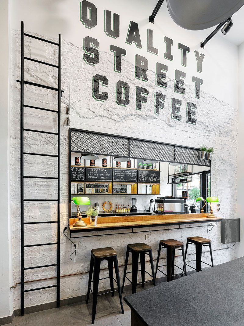 Eye Catching Coffee Shop Design Ideas That Draw People In Coffee