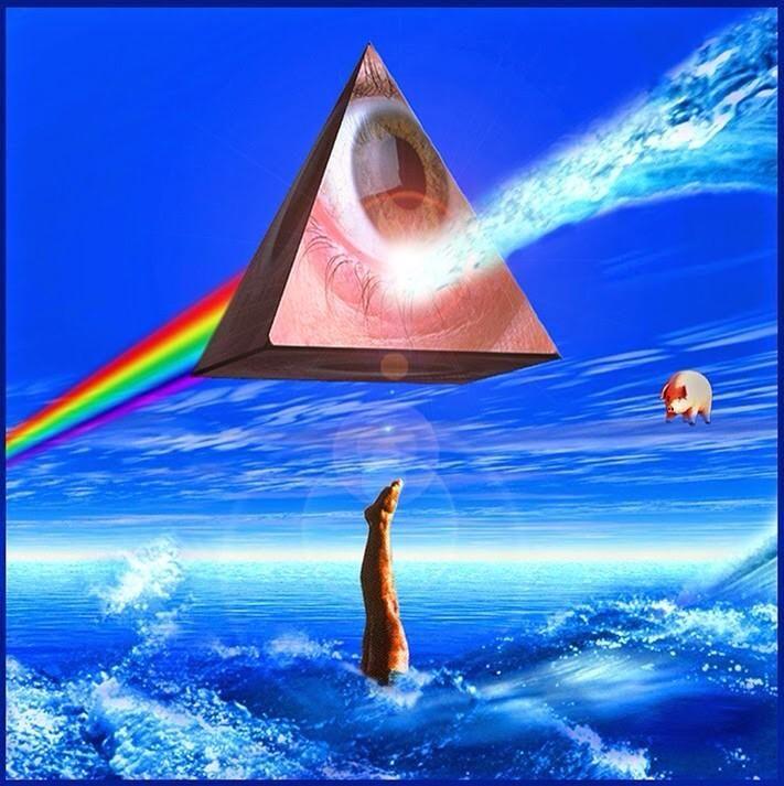 Pink Floyd Art...  #PinkFloyd  #Art