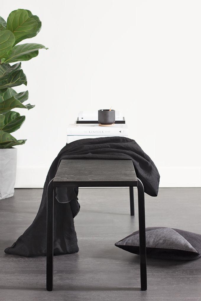 diy frosta bank ikea hack wohnen pinterest diy m bel flure und m bel. Black Bedroom Furniture Sets. Home Design Ideas