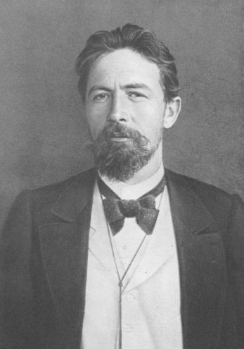 Anton Chekhov. Yalta. 1900