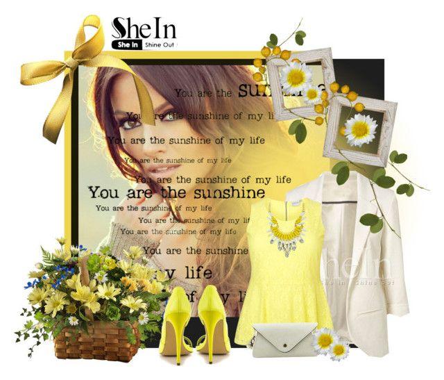 """Sheinside"" by marinadusanic ❤ liked on Polyvore featuring Liliana and SHOUROUK"