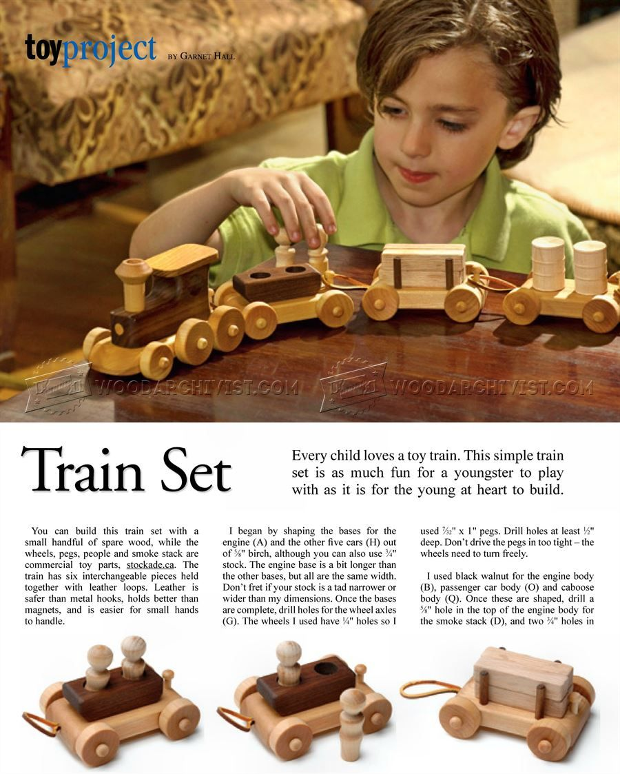 2021 wooden toy train plans - wooden toy plans | let's make