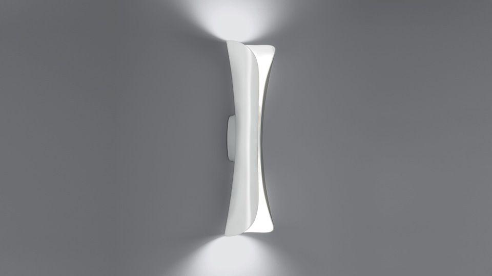 Artemide cadmo wandleuchte lampa walls