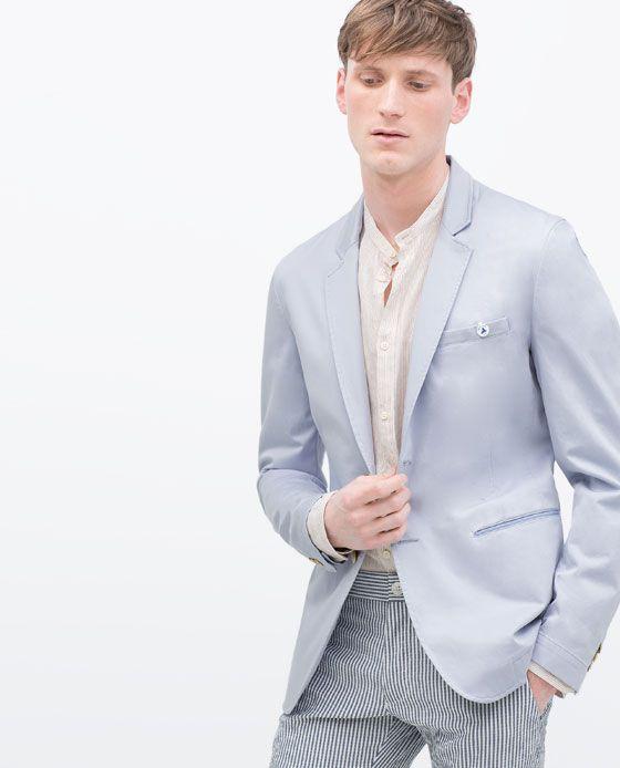 Zara homme veste classique
