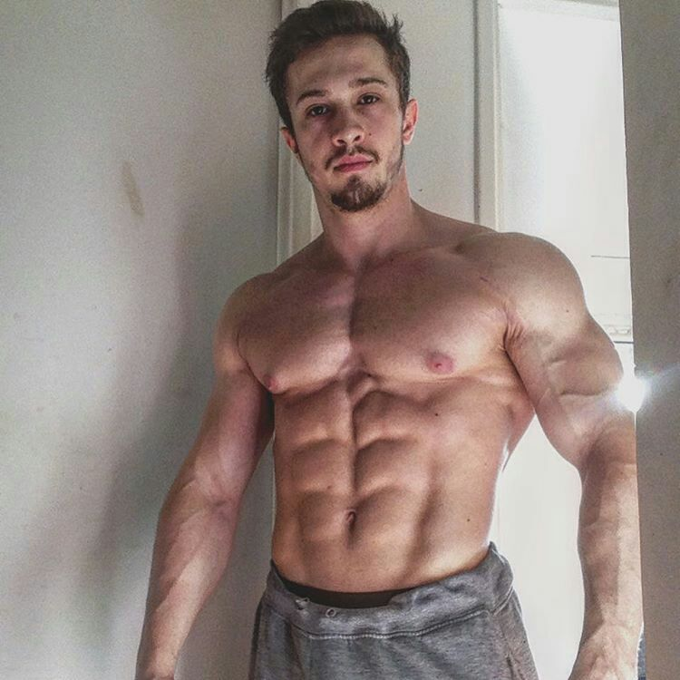 Men S Fitness Workout: Insanely Bodybuilding's Motivation Guys To Follow On