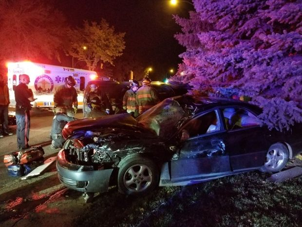 nice Four teens in hospital after Saturday morning collision Check more at http://sherwoodparkweather.com/four-teens-in-hospital-after-saturday-morning-collision/