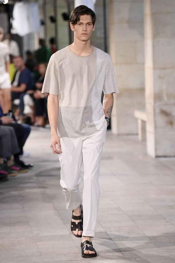 Hermès Spring Fashion